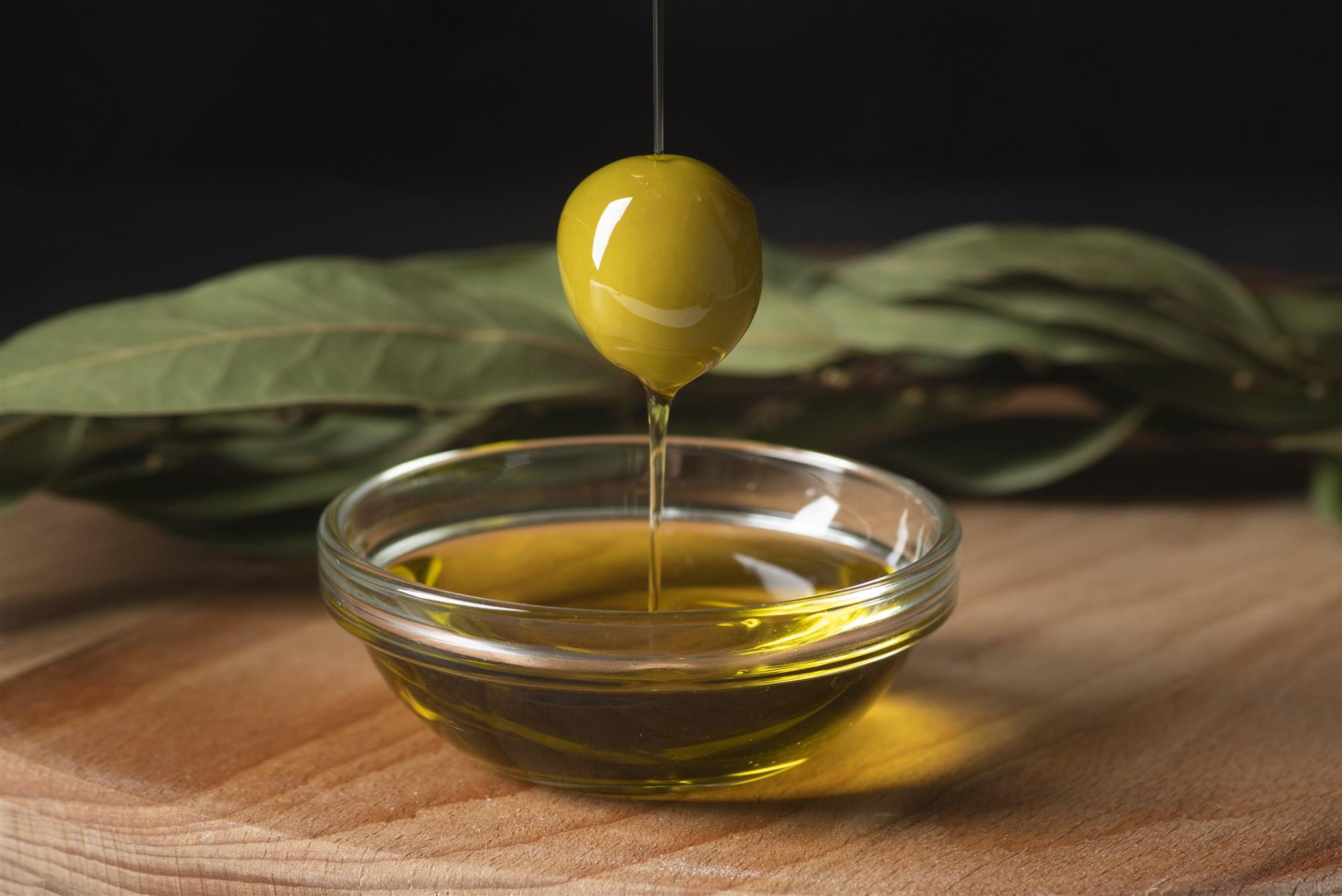 Stone Pressed Olive Oil