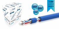 INCA ICAT6-305B CAT6 23 AWG 0,57MM %100 COPPER  305M NETWORK CABLE